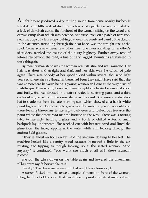 kindle book first page