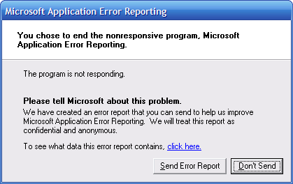 Microsoft_application_error_reporting